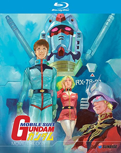 Mobile Suit Gundam Movie Trilogy/ [Blu-ray] [Import]