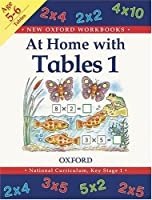 At Home with Tables: v.1 (New Oxford Workbooks)