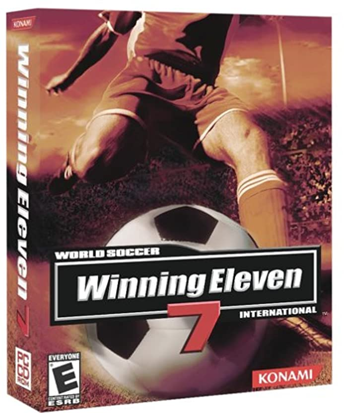 地殻持続的側面World Soccer Winning Eleven 7 International (輸入版)