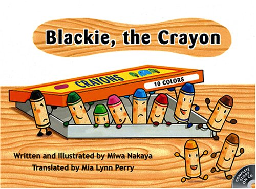 Blackie, the Crayonの詳細を見る