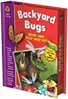 Backyard Bugs: Boxed Kit With Board Book, Play Mat, And Toys (Book & Play Mat Kits)