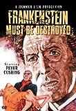 フランケンシュタイン 恐怖の生体実験[DVD]