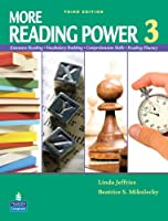 More Reading Power 3 (3E)  Student Book (Reading Power Series)