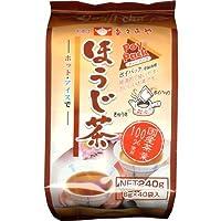 ほうじ茶 ホット・アイス両用 240g /あさみや(12パック)