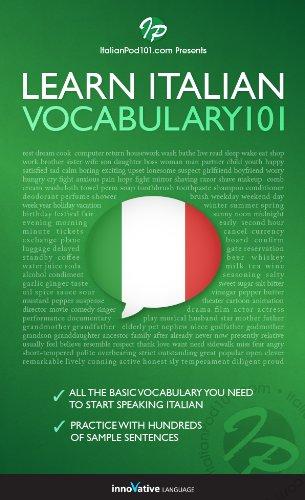 Learn Italian - Word Power 101 (English Edition)