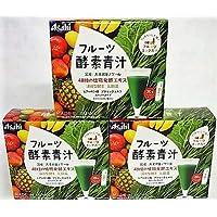 [3個セット]フルーツ酵素青汁 30袋入り×3個