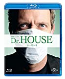 Dr.HOUSE/ドクター・ハウス シーズン4 ブルーレイ バリューパック[Blu-ray]