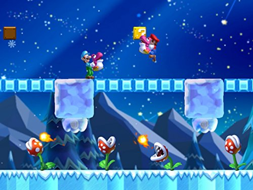 Piranha Plants On Ice
