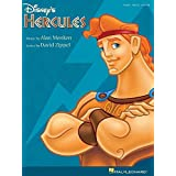 Hercules (Piano/Vocal/guitar Songbook)