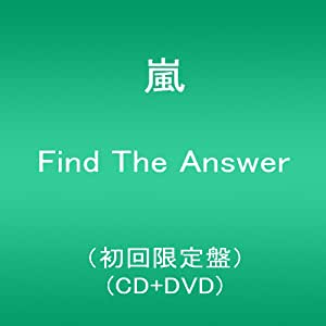 Find The Answer(初回限定盤)(CD+DVD)