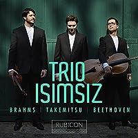 Beethoven/Brahms/Takemitsu: Pi
