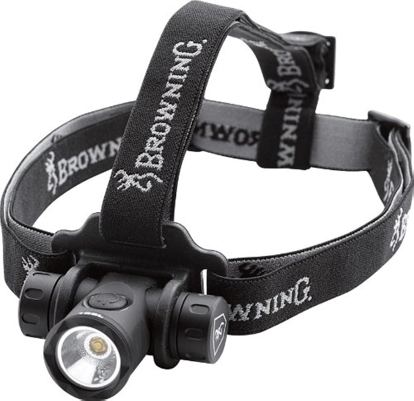注釈分泌するリングバックBrowning 1AA Headlamp, Black by Browning