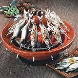 串焼き網焼きが炭火で味わえる くし焼きろばたセット