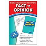 Best Edupressカードゲーム - Fact Or Opinion Practice Cardsおもちゃ [並行輸入品] Review