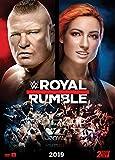 WWE ロイヤルランブル 2019 DVD 輸入盤 リージョン1 最初で最後イタミヒデオの勇姿を見逃すな! シンスケナカムラ 夢の大舞台へ2年連続出場!! (Royal Rumble 2019)