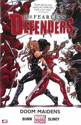 Fearless Defenders Volume 1: Doom Maidens (Marvel Now)