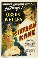 Citizen Kane 11x 17映画ポスター( 1941)
