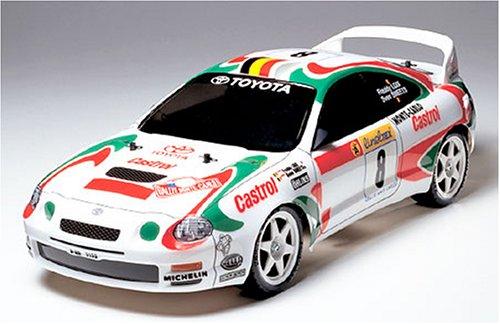 1/10 電動ラジオコントロールカー シリーズ セリカGT-FOUR 97モンテカルロ