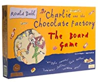 Charlie and the Chocolate Factory The Board Game by Charlie and the Chocolate Factoryボードゲーム