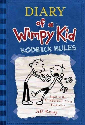 Rodrick Rules (Diary of a Wimpy Kid) Rodrick Rules