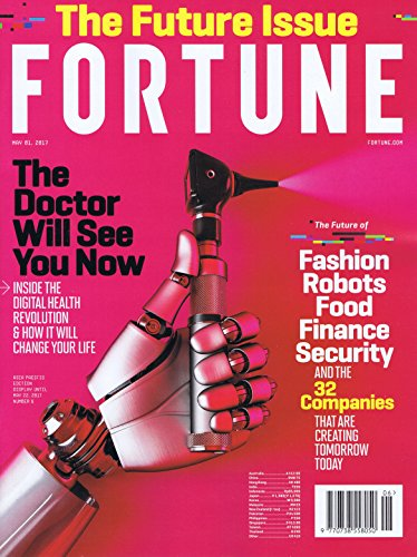 Fortune Asia Pacific [US] May 1 2017 (単号)