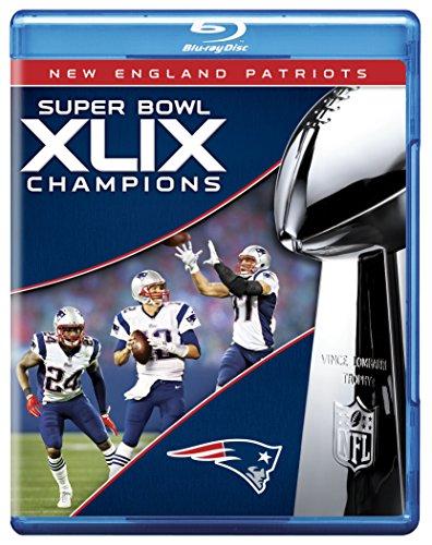 NFL Super Bowl Champions Xlix [Blu-ray...