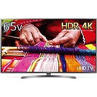 LG 65V型 液晶 テレビ 65UK6500EJD 4K HDR対応 エッジ型LED IPSパネル 2018年モデル