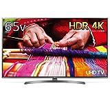 LG 65V型 液晶 テレビ 65UK6500EJD 4K HDR対応 エッジ型LED IPSパネル 2018