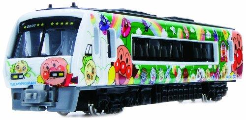 ダイヤペット アンパンマン列車 グリーン DK-7125 (リニューアル)