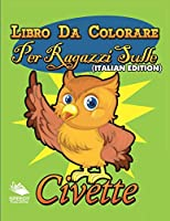 Libro Da Colorare Per Ragazzi Sulla Cucina (Italian Edition)