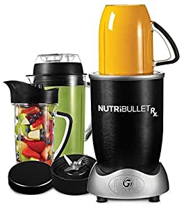 NutriBullet RX 30 oz Pitcher Cup with 2 Piece Lid by Nutri Bullet