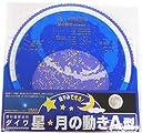 星 月の動きA型(全天星座板)