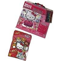 54d451a3e Poker en kaartspellen CARDINAL BRAND HELLO KITTY UNO CARD GAME NEW Moderne  kaartspellen