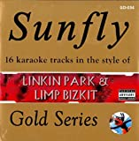 Sunfly Karaoke Gold CD + G - Linkin Park & Limp Bizkit By Linkin Park ,,Limp Bizkit (2005-08-01)