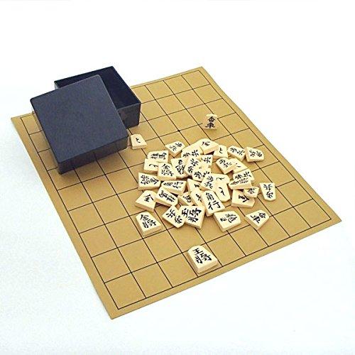 [해외]장기 세트 염화 비닐 장기판 및 P 제 킨키 장기 체스 세트/Shogi set PVC shogi board and P made Nishigo shogi piece set