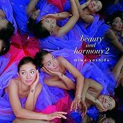 miwa yoshida「theme of beauty and harmony 2」のジャケット画像