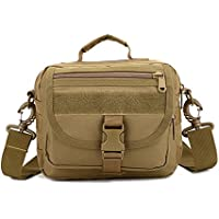 WOTOW Belt Pouch - D30 Molle Waist Bags Waterproof Men Casual Waist Pack Nylon Work Waist Bag Army Military Small Bags - Tactical Pouch