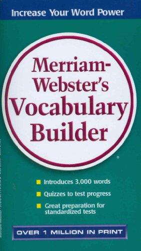 Merriam-Webster's Vocabulary Builderの詳細を見る