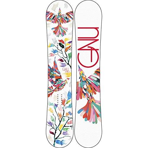 Gnu B-Nice BTX Snowboard - Women's [並行輸入品] Flight 148cm