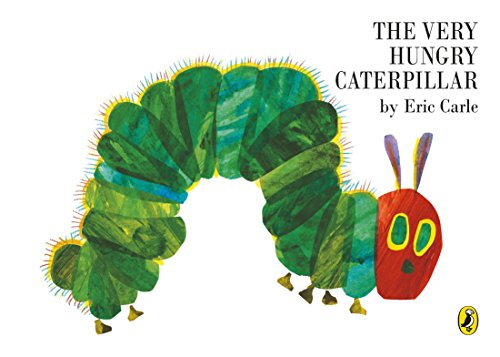 The Very Hungry Caterpillar [Lilliput edition]の詳細を見る
