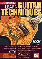 Learn Guitar Techniques: Metal Dimebag Darrell [DVD] [Import]