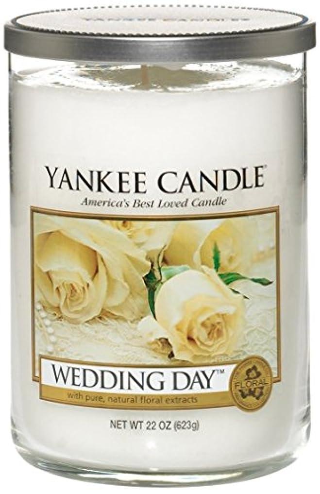 フェードエラー乏しいYankee Candle Wedding Day 2-wickタンブラー
