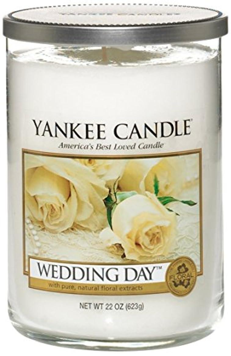 再生癌契約Yankee Candle Wedding Day 2-wickタンブラー