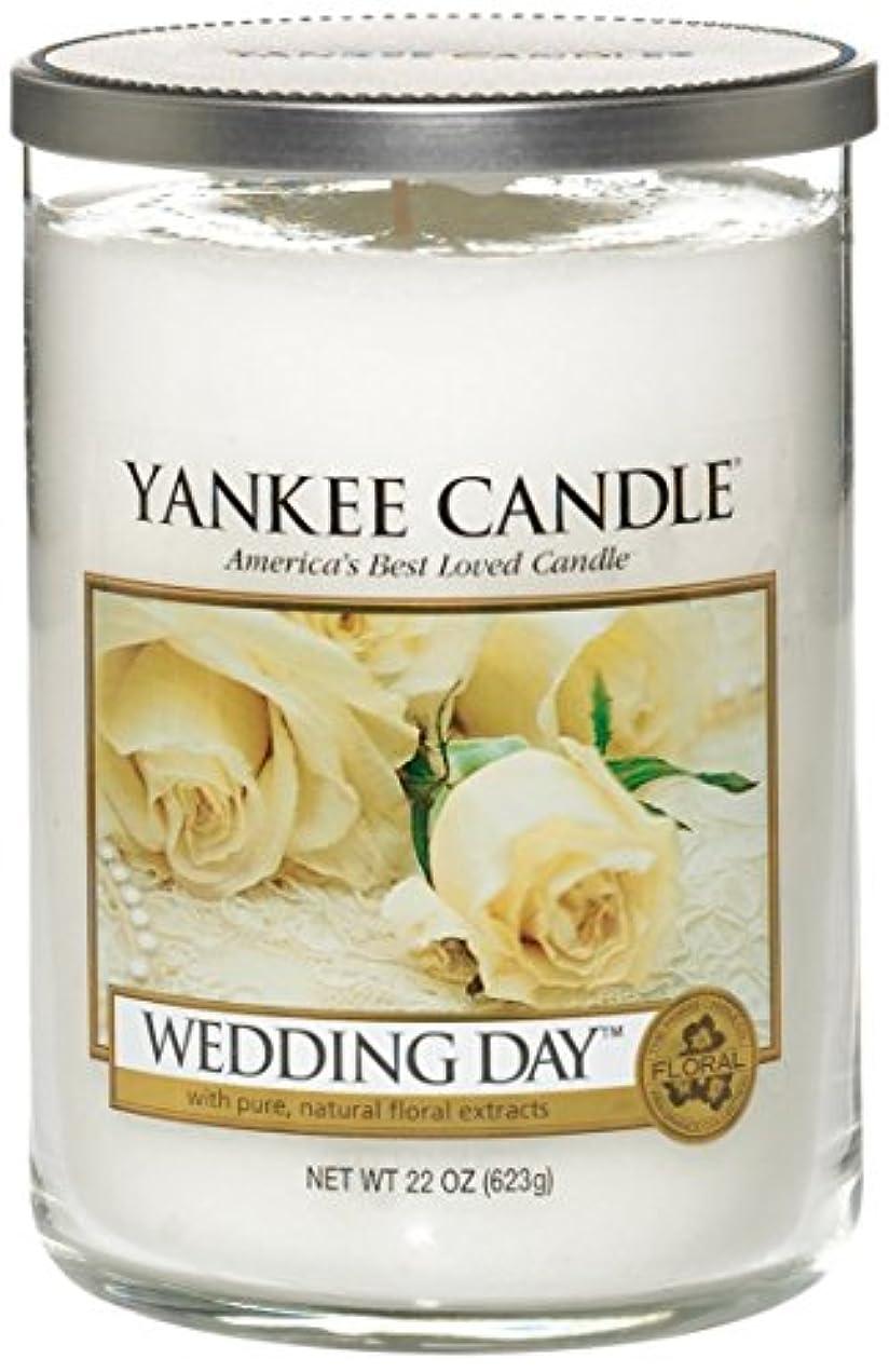 レキシコン強制はずYankee Candle Wedding Day 2-wickタンブラー
