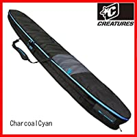 "CREATURES OF LEISURE(クリエイチャーズオブレジャー) デイユース ロングボード 9'6""(289cm) ハードケース DAY USE LONG 9'6 HARDCASE CharcoalCyan"