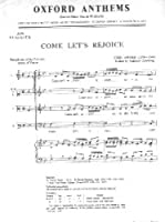 Come let's rejoice (Tudor Church Music)
