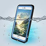 Best 3M iPhone 6ケース - iphone 6 全面保護ケース さるりや 防水防塵 アウトドア ip68防水 防雪 指紋認証対応 高級素材 Review