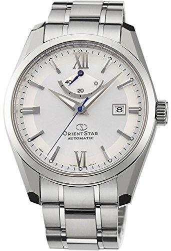 [オリエント]ORIENT 腕時計 ORIENTSTAR オリエントスター スタンダード 機械式 自動巻(手巻付) ホワイト WZ0031AF メンズ
