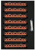 グリーンマックス Nゲージ 50544 JR103系 (関西形・分散冷房車・大阪環状線・モリ26編成)8両編成セット (動力付き)