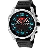 Diesel On Men's Smartwatch Powered with Wear OS by Google with Heart Rate, GPS, NFC, and Smartphone Notifications